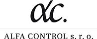 Logo ALFA CONTROL s. r. o.