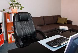 Kancelář Poděbradská